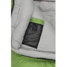 Nordisk Celsius -18° Sleeping Bag L peridot green/black